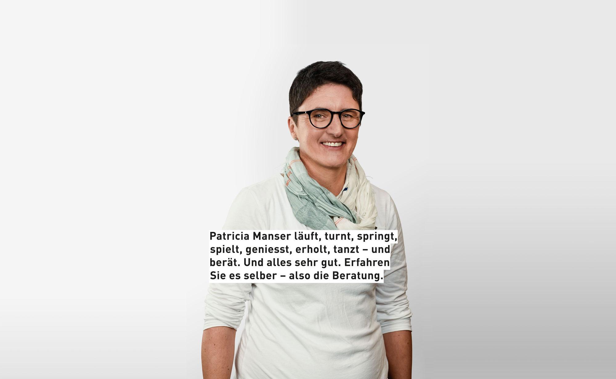 Patricia Manser