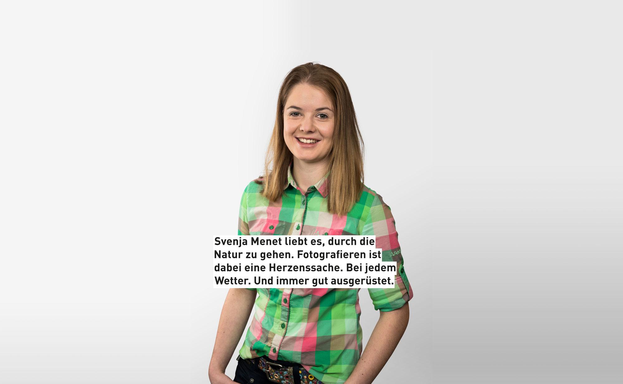 Svenja Menet