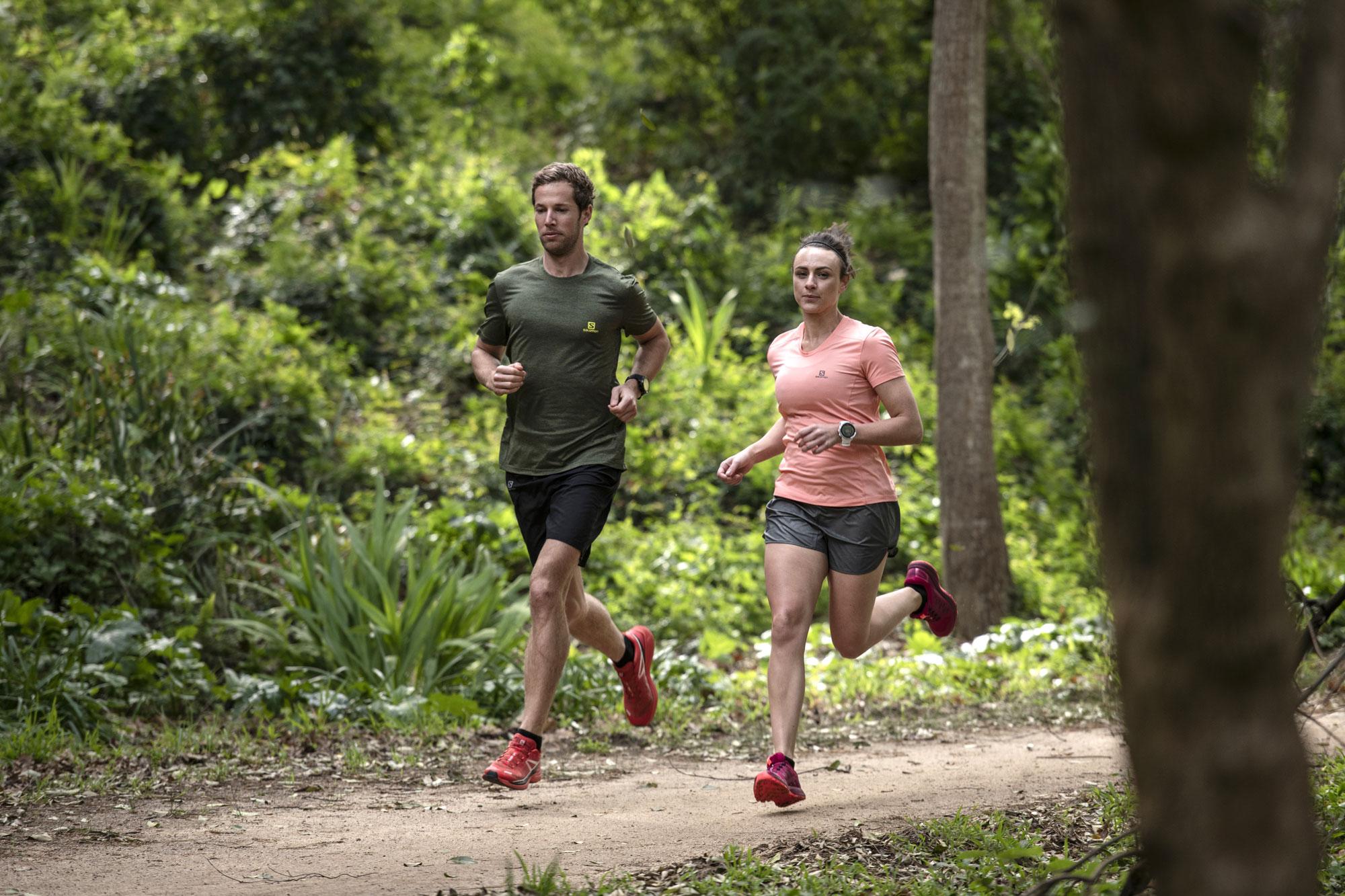 Workshop Trail Running