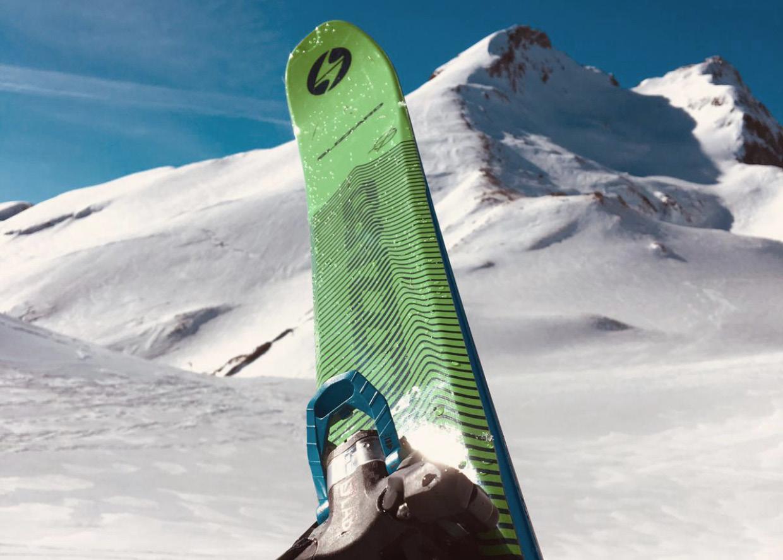 Geniale Tour, genialer Ski, geniale Bindung. Wie von euch prognostiziert ist die Ausrüstung beim Aufstieg und beim Runterfahren einfach unglaublich und vor allem extrem leicht (zu fahren)!